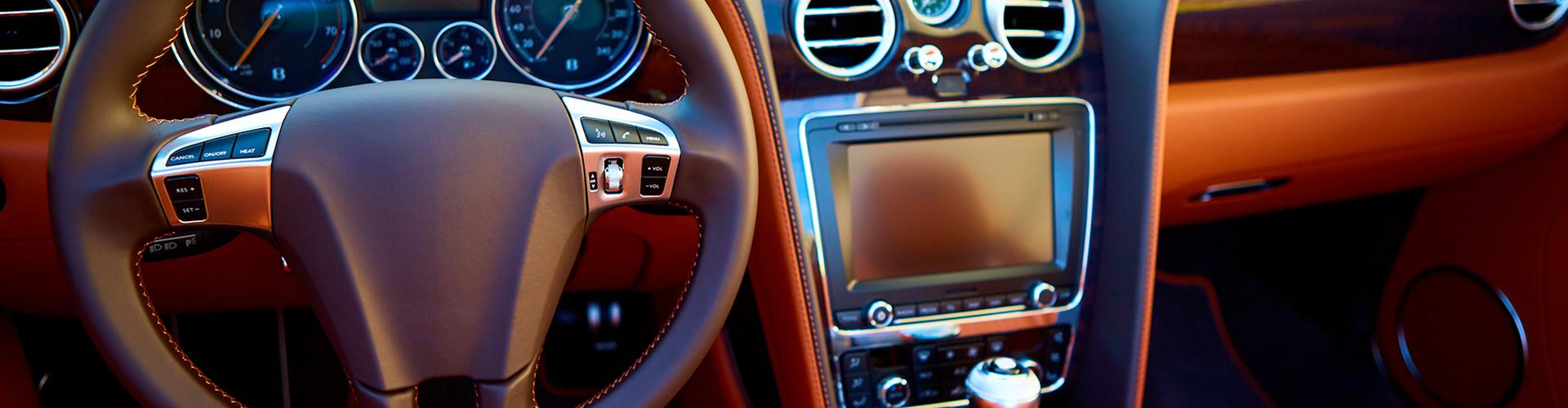 pelle per automotive